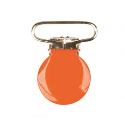 Seleclips Rund Orange - 1 stk