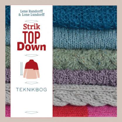 Strik Top Down - Bog af Lene Randorff og Lone Lundorff
