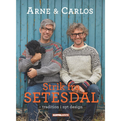 Strik fra Setesdal - Bog af Arne Nerjordet og Carlos Zachrison