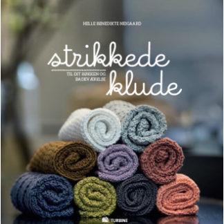 Strikkede klude - Bog af Helle Benedikte Neigaard
