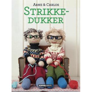 Strikkedukker - Bog af Arne Nerjordet og Carlos Zachrison