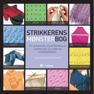 Strikkerens mønsterbog - Bog af Lesley Stanfield og Melody Griffiths
