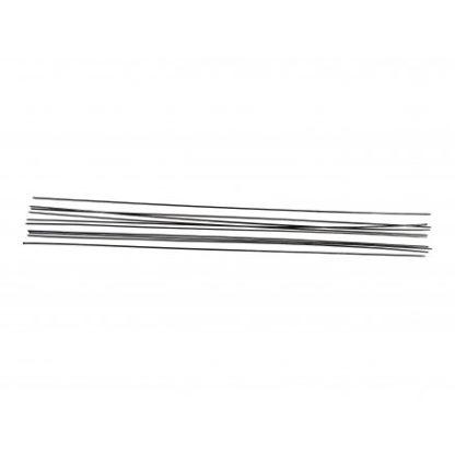 Trådstænger / Elefanttråd / Metaltråd / Blomstertråd 1,2 mm 30 cm 10 s