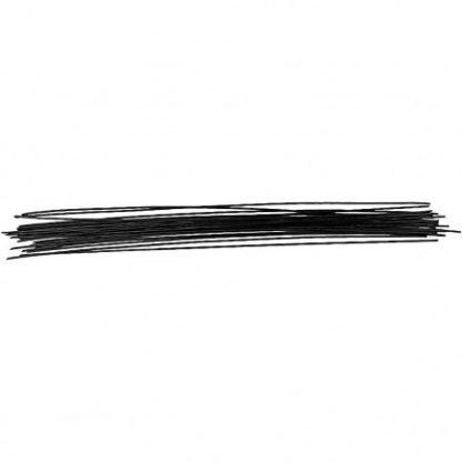 Trådstænger / Elefanttråd / Metaltråd / Blomstertråd 1,2 mm 30 cm 60 s