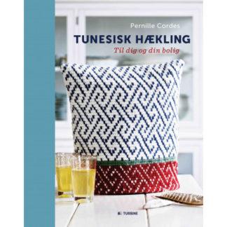 Tunesisk hækling - Bog af Pernille Cordes
