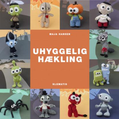 Uhyggelig hækling - Bog af Maja Hansen