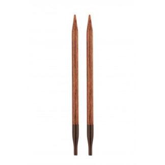 KnitPro Ginger Udskiftelige Rundpinde Birk 13cm 3,00mm