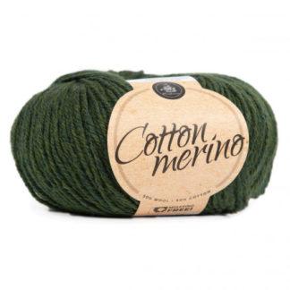 Mayflower Easy Care Cotton Merino Garn Solid 41 Grønne Enge