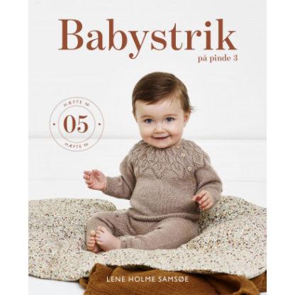 Babystrik på pinde 3 Hæfte 5 - Bog af Lene Holme Samsøe
