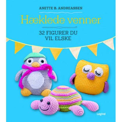 Hæklede venner - Bog af Anette B. Andreassen