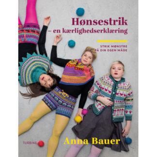 Hønsestrik - Bog af Anna Bauer