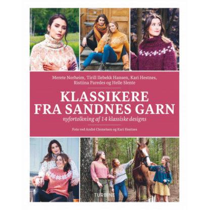 Klassikere fra Sandness Garn - nyfortolkning af 14 klassiske designs