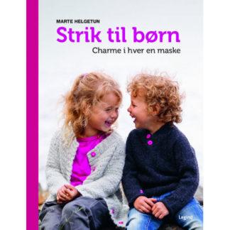 Strik til børn - Bog af Marte Helgetun