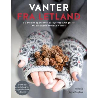 Vanter fra Letland - Bog af Ieva Ozolina