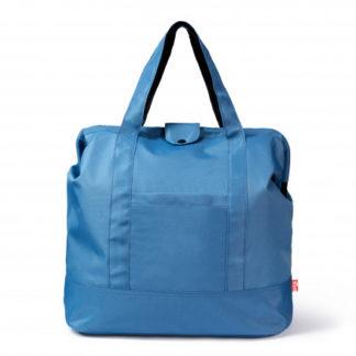 Prym Rejsetaske/Garntaske Polyester Blå Medium 45x30x50cm