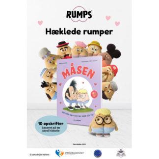 RUMPS - Hæklede rumper - Bog af Helle Petersen