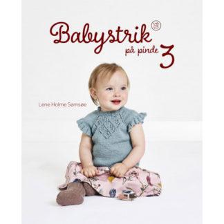 Babystrik på pinde 3 - Bog af Lene Holme Samsøe