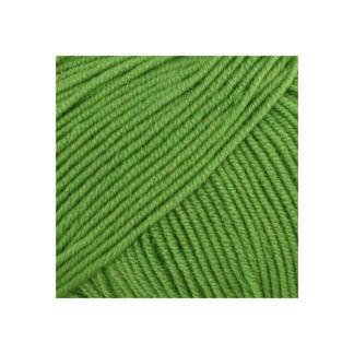 Drops Baby Merino Garn Unicolor 31 Stærk Grøn