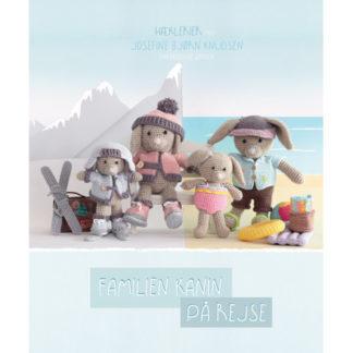 Familien Kanin på rejse - Bog af Josefine Bjørn Knudsen