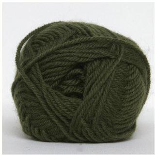 Hjertegarn Vital Garn 777 Armygrøn