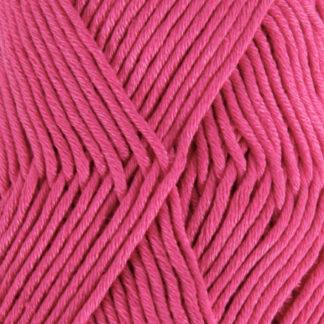 Drops Muskat Garn Unicolor 34 Rosa