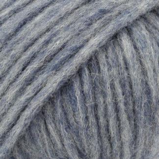Drops Wish Garn Mix 09 Jeansblå