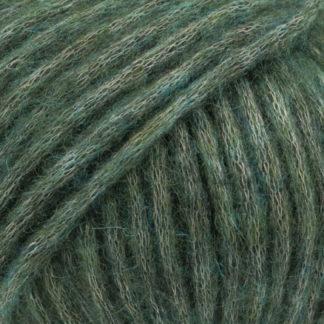 Drops Wish Garn Mix 17 Skovgrøn