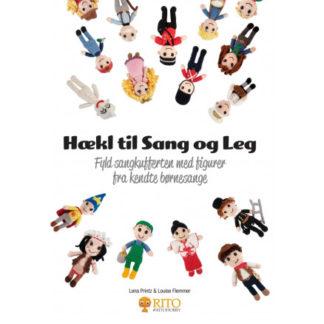 Hækl til Sang og Leg - Fyld sangkufferten med figurer fra kendte børne