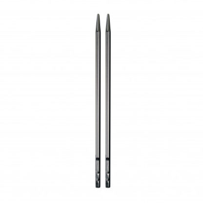 Addi Click Lace Korte Udskiftelige Rundpinde Messing 3,75mm