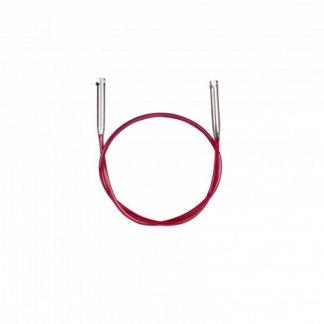 Addi Lace Click Wire/Kabel Korte 40cm inkl. pinde