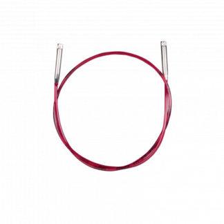Addi Lace Click Wire/Kabel Korte 60cm inkl. pinde