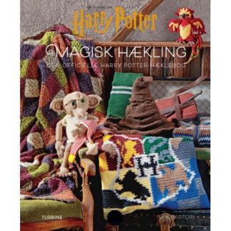 Harry Potter - Magisk Hækling - Bog af Lee Satori