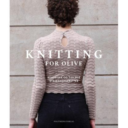 Knitting for Olive - Bog af Caroline Larsen & Pernille Larsen
