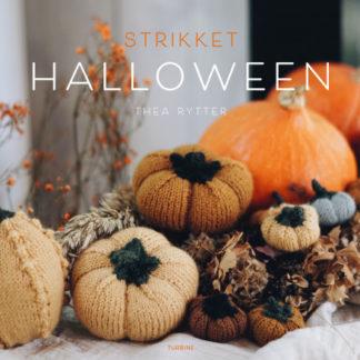 Strikket Halloween - Bog af Thea Rytter