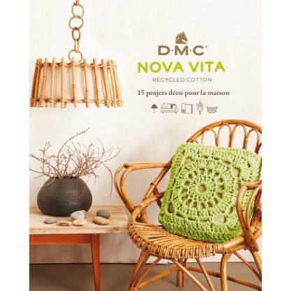 DMC Nova Vita 12 Opskriftsbog - 15 Projekter til hjemmet