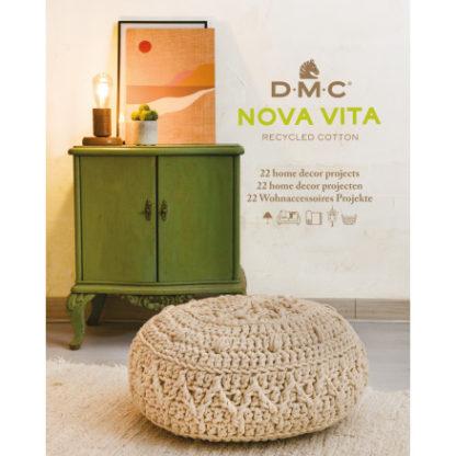 DMC Nova Vita 12 Opskriftsbog - 22 Projekter til hjemmet