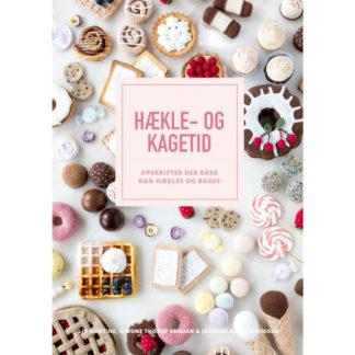 Hækle- og Kagetid - Bog af Liv Martine, Simone Thorup Eriksen & Josefi