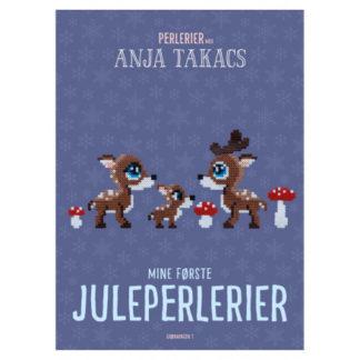 Mine første juleperlerier - Bog af Anja Takacs